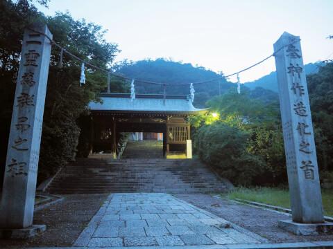 沼名前神社 鞆の浦