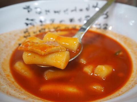 トッポギ 韓国料理