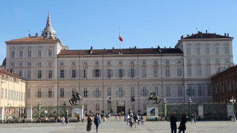 トリノ王宮
