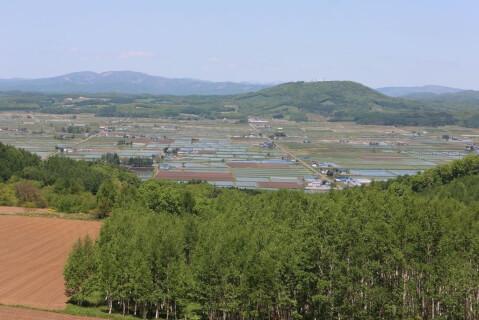 トトロ峠 北海道