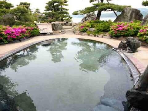 東郷温泉 羽衣の湯