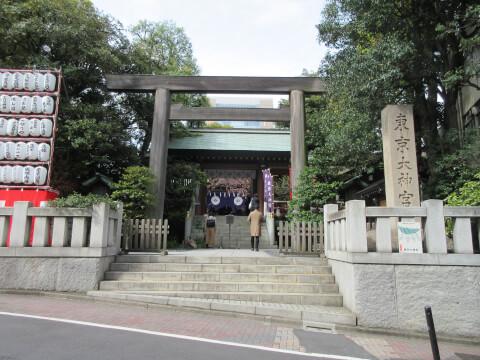 東京大神宮 見所