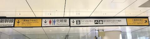 東京駅八重洲口_アクセス