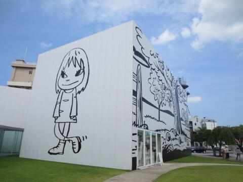 十和田現代美術館 建物