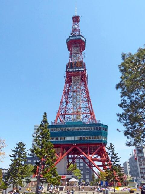 SapporoTV_tower