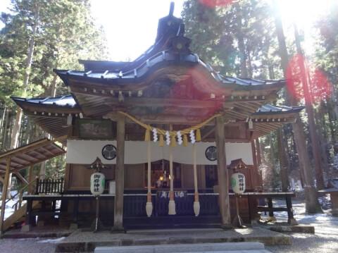 御岩神社 関東 おすすめ パワースポット