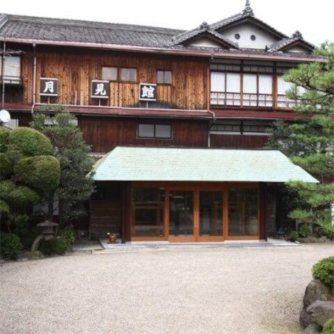 京都 旅館 宿泊 桃山温泉 月見館