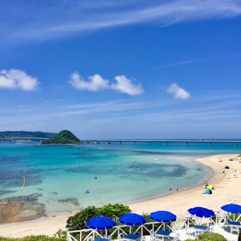 角島ビーチ
