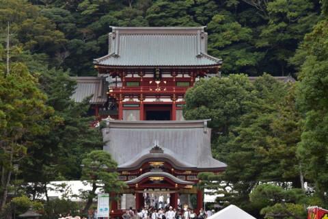 境内 鶴岡八幡宮 鎌倉
