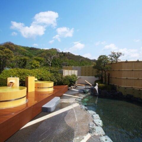 道後温泉 茶玻瑠  温泉旅館