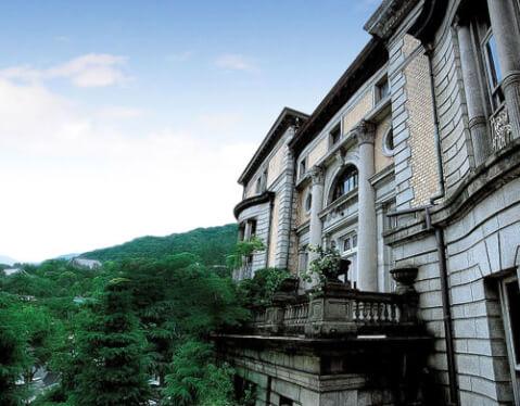 京都 旅館 宿泊 長楽館
