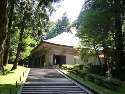 金色堂 中尊寺