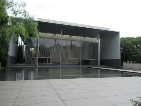 トーハク 法隆寺宝物館