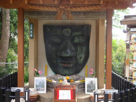 上野公園 上野大仏