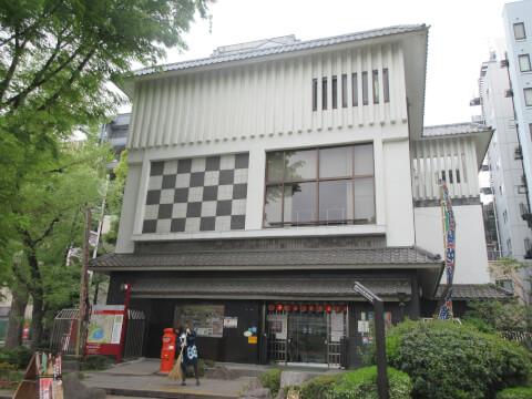 下町風俗資料館 上野公園
