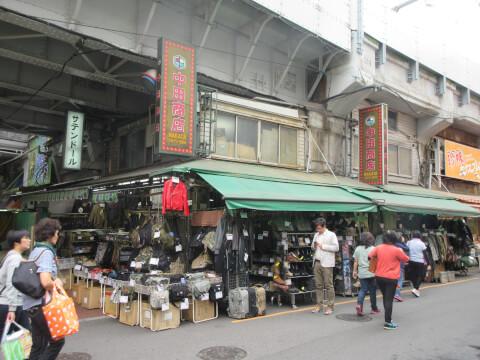アメ横 商店街