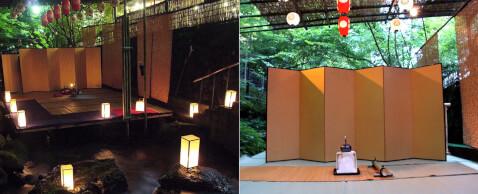 京都 旅館 宿泊 右源太 川床