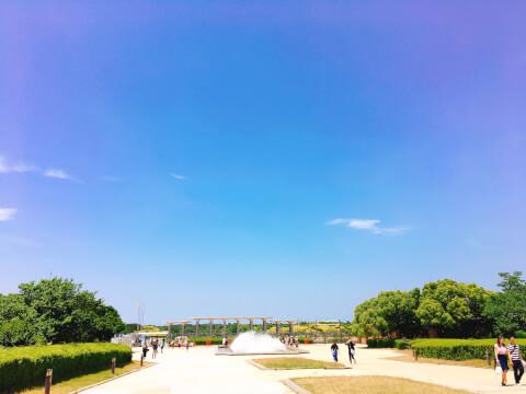 運の中道海浜公園