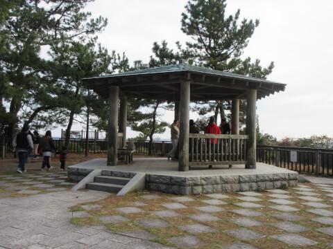 稲村ガ崎 公園 ベンチ