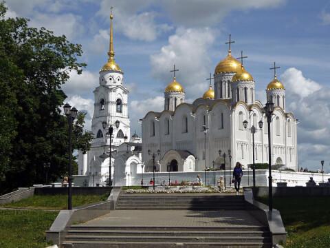 ウスペンスキー大聖堂 Успенский собор ロシア