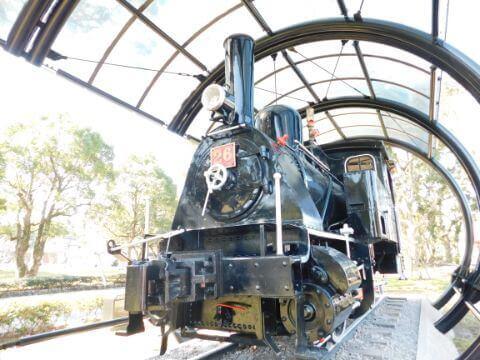 宇佐神宮 蒸気機関車