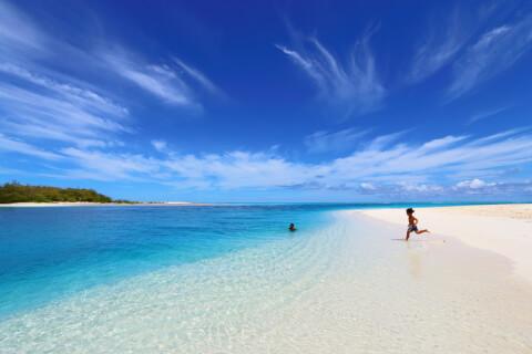ニューカレドニア ウベア島 絶景