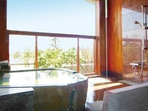 ウェルネスの森 貸切風呂