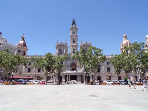 バレンシア市役所