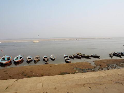 ガンガー バラナシ インド