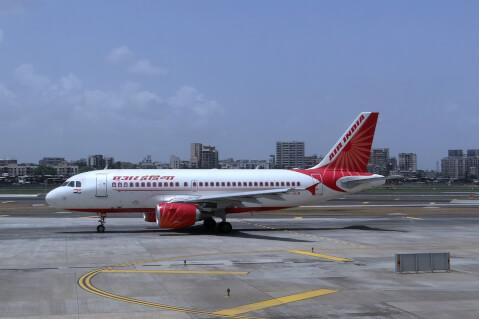 インド 飛行機