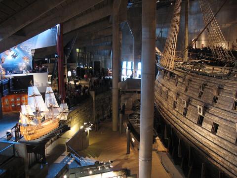 ヴァーサ号博物館