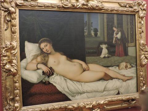 ウッフィツィ美術館