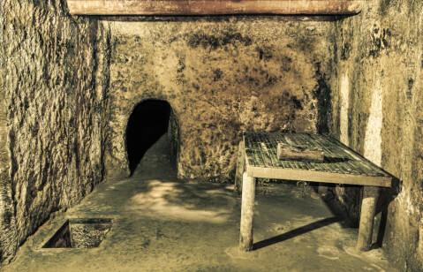 クチトンネル