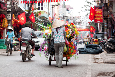 ベトナムハノイのおすすめ観光地