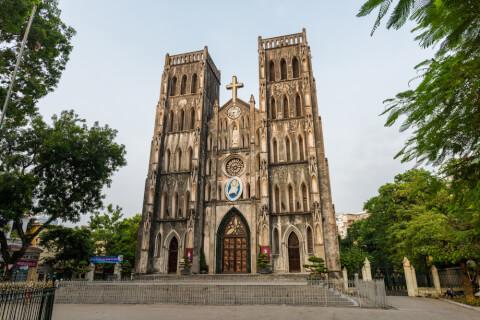 ハノイ大教会