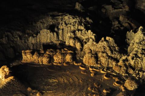 ニュージーランドの観光スポット、ワイトモ洞窟