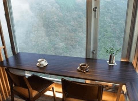 ホテル - 祖谷温泉 - レストラン