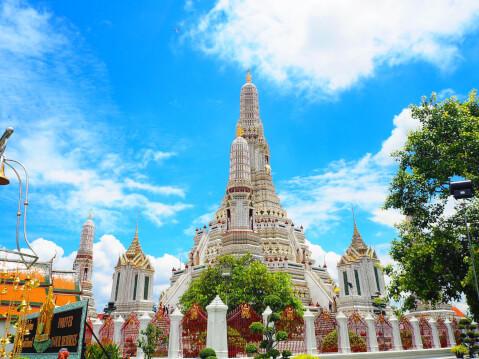 ワット・アルン バンコク タイ