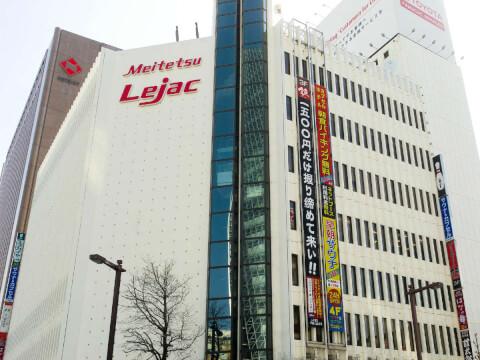 ウェルビー名駅 名古屋 カプセルホテル