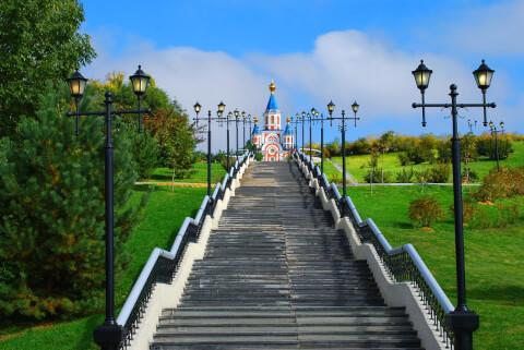 ハバロフスク Хабаровск ロシア