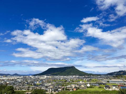 高松県の名所屋島