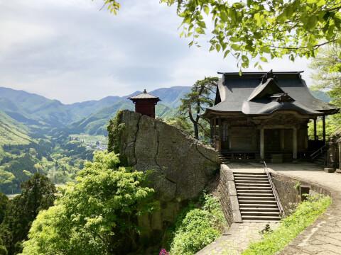 日本 絶景 山形 山寺