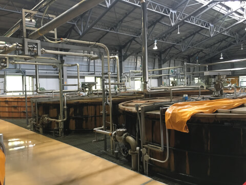 ウィスキー工場