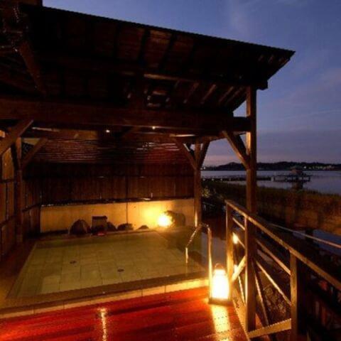 河畔の宿 森本 片山津温泉