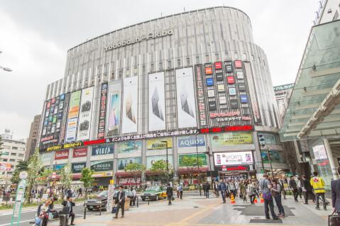 ヨドバシAkiba-外観