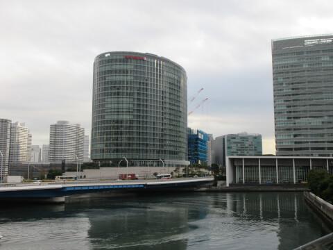 横浜ベイクオーター 景色