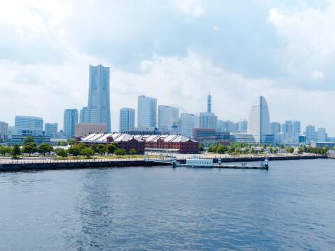 横浜港大桟橋国際客船ターミナル