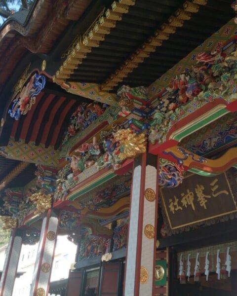 三峰神社 関東 おすすめ 観光スポット