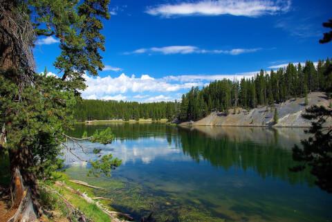 イエローストーン国立公園 アメリカ