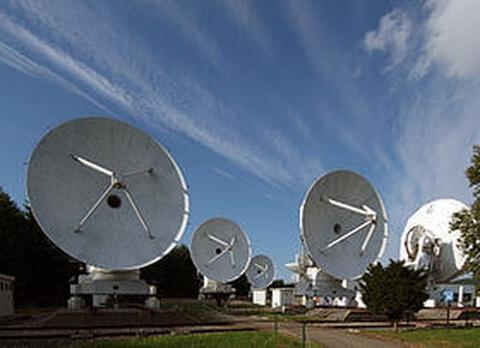 八ケ岳 野辺山宇宙電波観測所